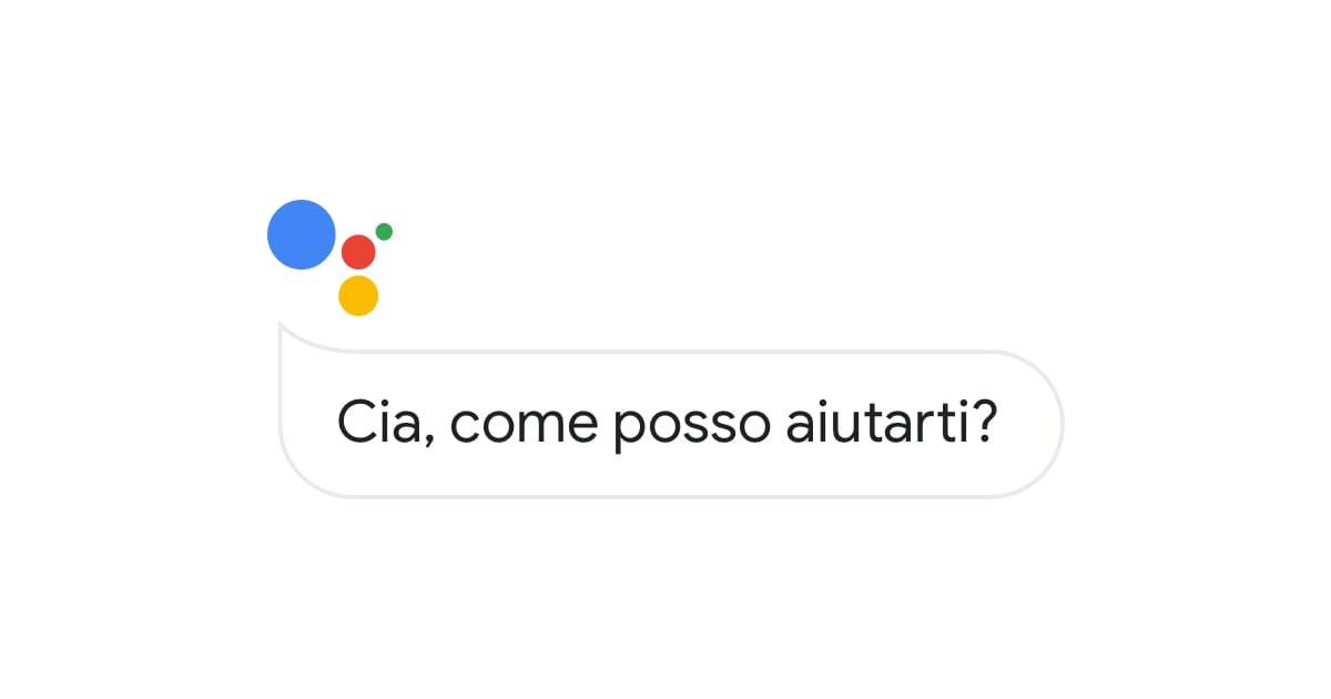 assistente google il tuo google personale
