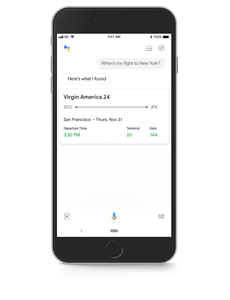 Get the google assistant for your phone google assistant for Goodl