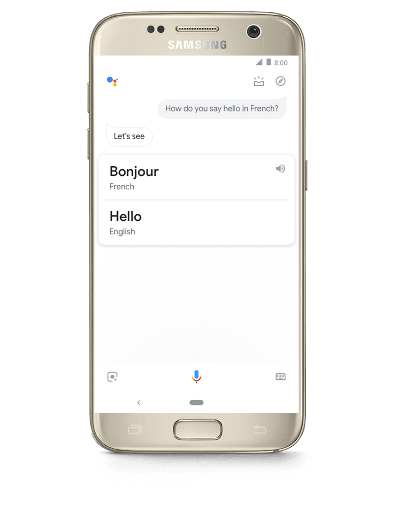 Get the google assistant for your phone google assistant stopboris Gallery