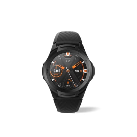 TicWatch S2 smartwatch is powered by TicMotion.